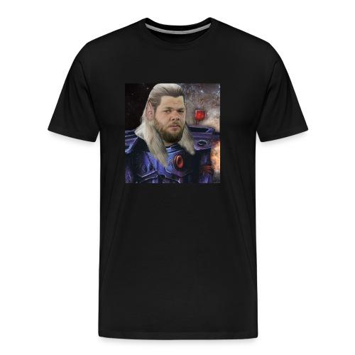 Steve Mullet T-Shirt - Men's Premium T-Shirt