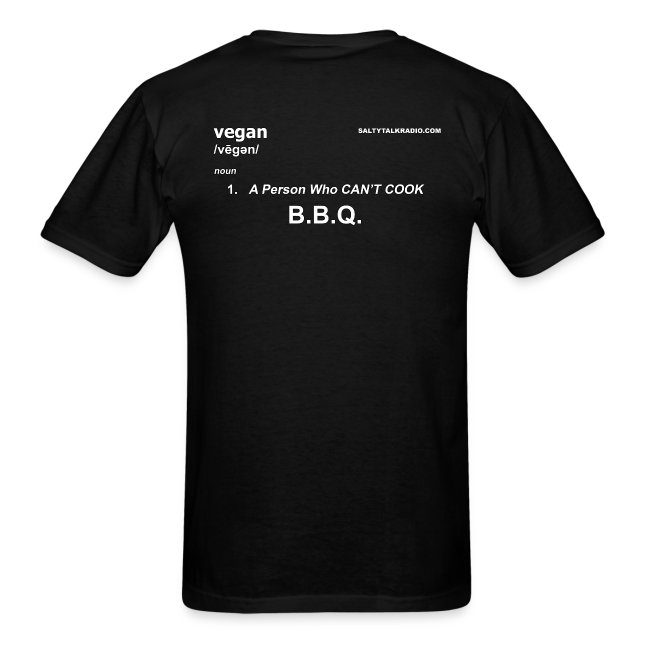 Can't Cook BBQ