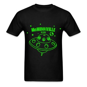 UFO McMinnville OR - USA - Men's T-Shirt