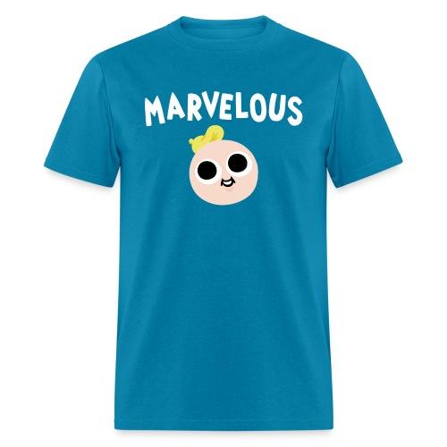 The Internet is Marvelous - Men's T-Shirt