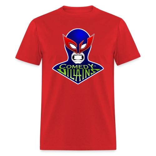 Comedy Villains - Men's T-Shirt