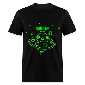 UFO BURIEN WA - USA - Men's T-Shirt