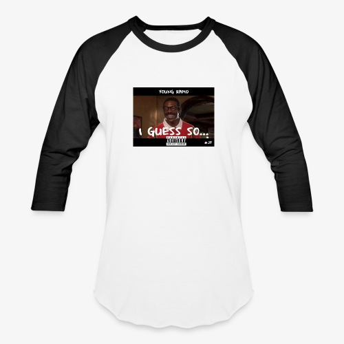 I Guess So EP Cover Men's Baseball T-Shirt - Baseball T-Shirt