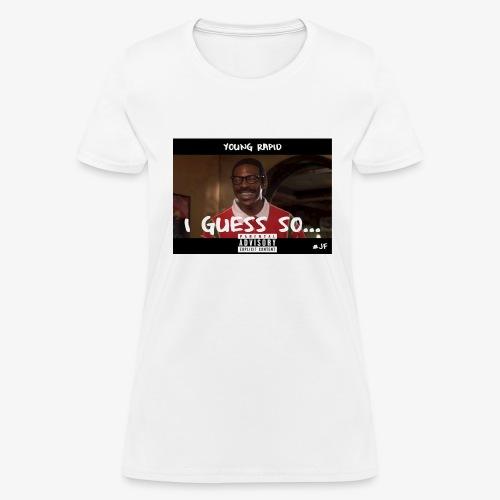 I Guess So EP Cover Women's T-Shirt - Women's T-Shirt