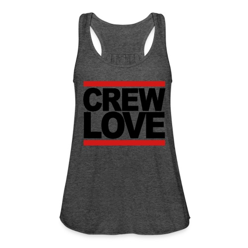 Crew Love  - Women's Flowy Tank Top by Bella