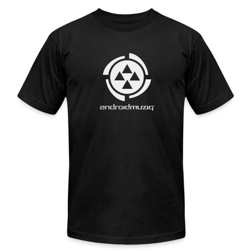 Android Muziq label T-shirt - Men's  Jersey T-Shirt
