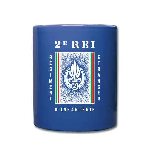 2e REI Badge - Foreign Legion - Mug - Full Color Mug