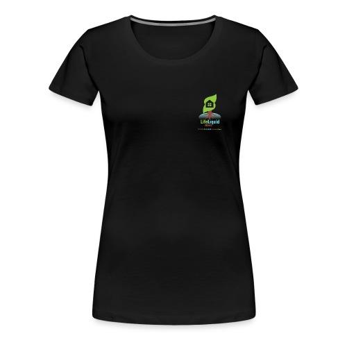 LifeLiquid Homes Promo Line - Women's Premium T-Shirt