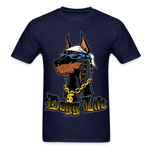Dogg Life - Men's T-Shirt