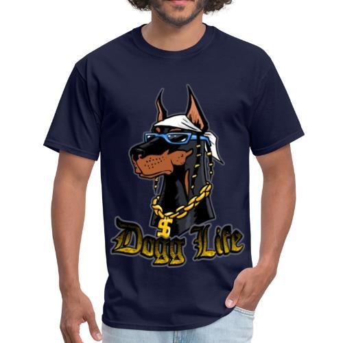 Dogg Life - Men's T-Shirt