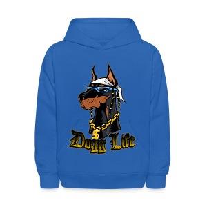 Dogg Life Hoodie kids - Kids' Hoodie