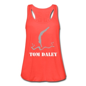 Tom Daley Tank - Women's Flowy Tank Top by Bella