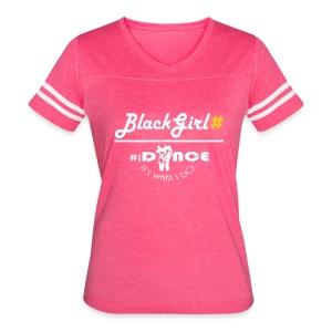 BGH iDANCE ITS WHAT I DO - Women's Vintage Sport T-Shirt
