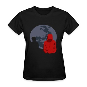 Little Red Riding Hood (Sterek)  - Women's T-Shirt
