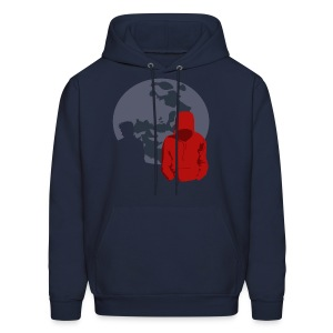 Little Red Riding Hood (Sterek)  - Men's Hoodie
