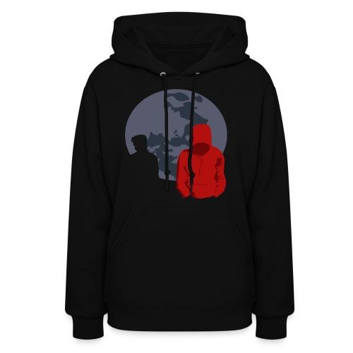 Little Red Riding Hood (Sterek) - Women's Hoodie