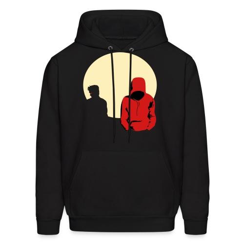 Little Red Riding Hood (Sterek) - Men's Hoodie