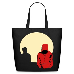 Little Red Riding Hood (Sterek) - Eco-Friendly Cotton Tote