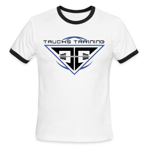 Border Color - Men's Ringer T-Shirt