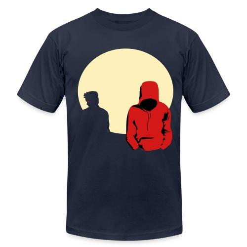 Little Red Riding Hood (Sterek) - Men's Fine Jersey T-Shirt