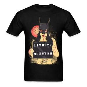 Tough Times Bat Mask T-shirt - Men's T-Shirt