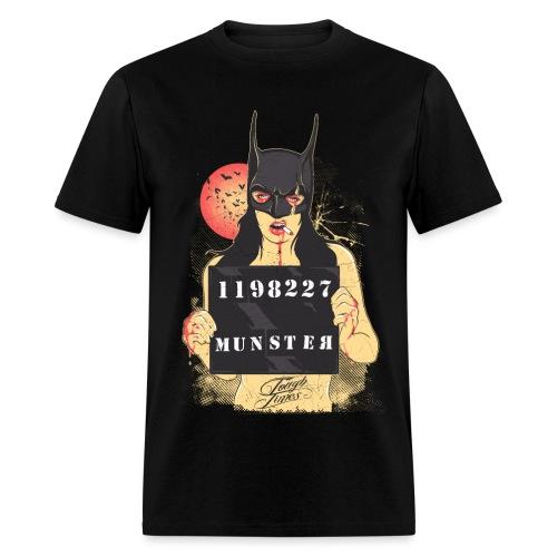 Tough Times Bat Mask T-shirt - Men's T-Shirt