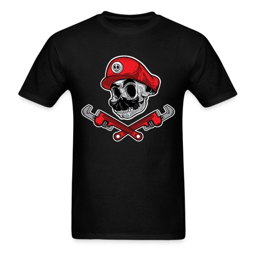 Dead Mario Gamers T-shirt - Men's T-Shirt