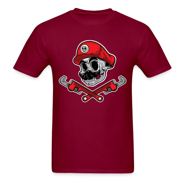 Dead Mario Gamers T-shirt
