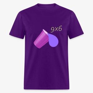 9x6 'Leanin' Men's T-shirt - Men's T-Shirt