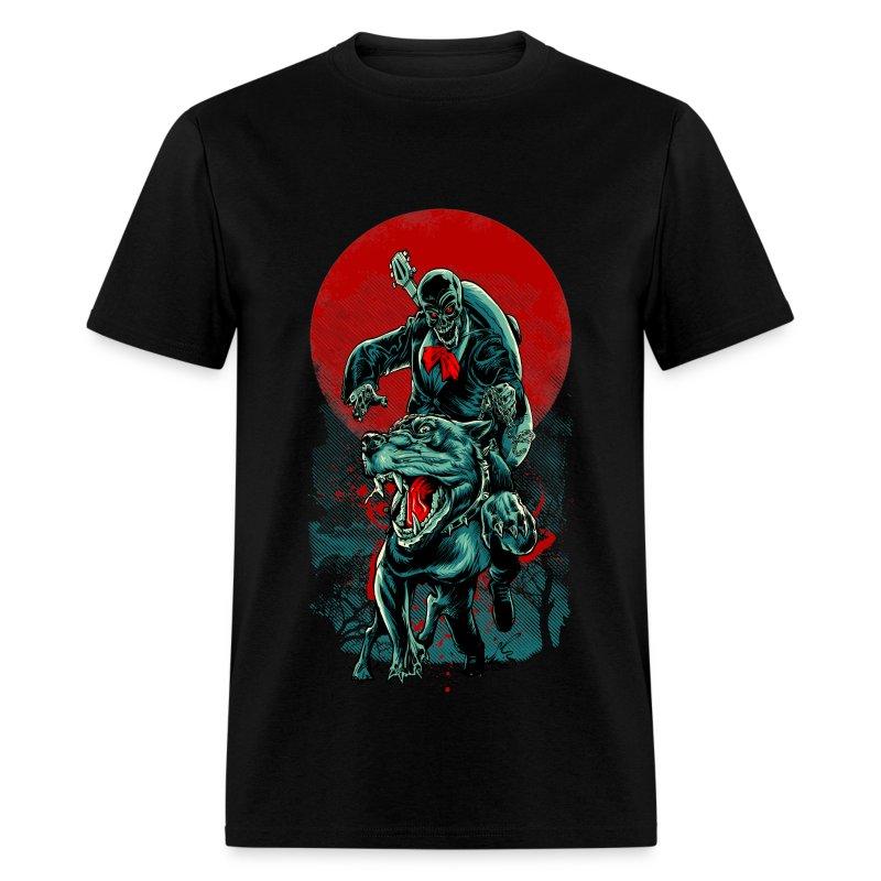 Mariachi Pitbull T-shirt - Men's T-Shirt