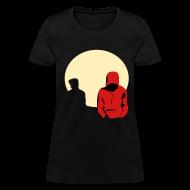 Women's T-Shirts ~ Women's T-Shirt ~ Little Red Riding Hood (Sterek)