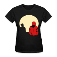 Women's T-Shirts ~ Women's T-Shirt ~ Little Red Riding Hood (Sterek)