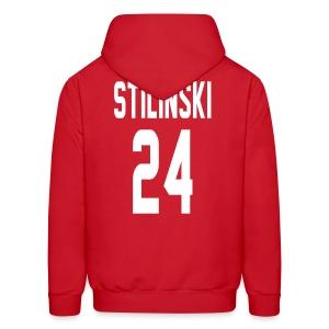Stillinski (24) - Men's Hoodie