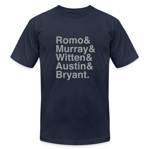 Cowboys 12-13 - Men's  Jersey T-Shirt