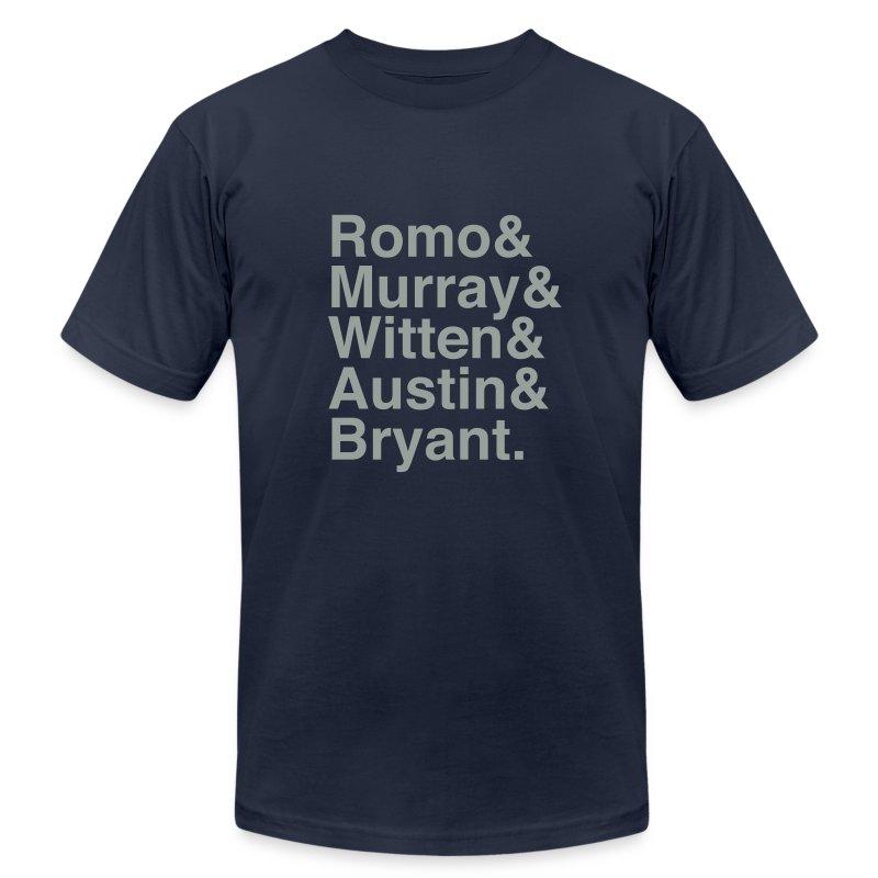 Cowboys 12-13 - Men's Fine Jersey T-Shirt