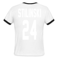 T-Shirts ~ Men's Ringer T-Shirt ~ Stillinski (24)