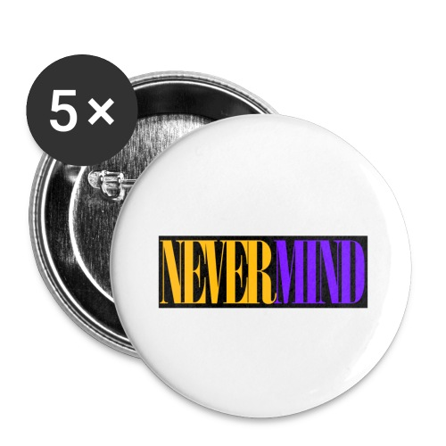 Nevermind - Small Buttons