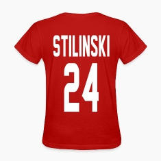 Stilinski 24 front Women's T-Shirts