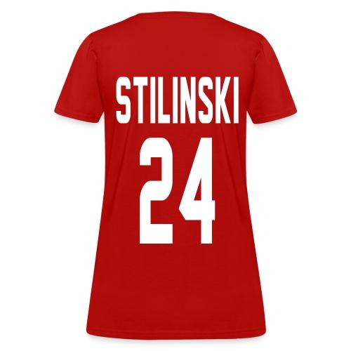 Stillinski (24) - Women's T-Shirt