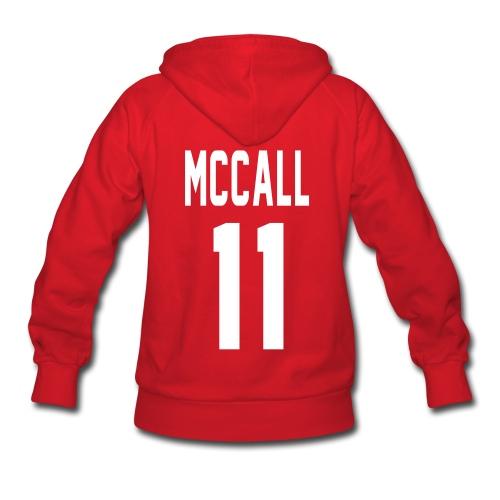 McCall (11) - Women's Hoodie