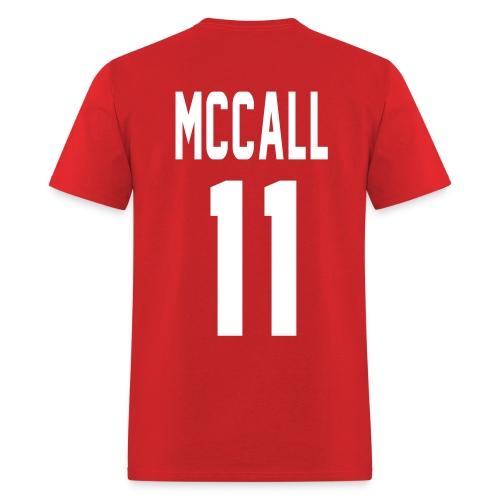 McCall (11) - Men's T-Shirt