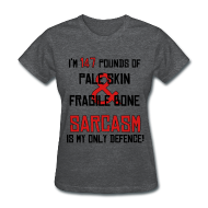 Women's T-Shirts ~ Women's T-Shirt ~ Stiles quote