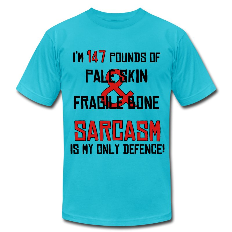 Stiles quote - Men's Fine Jersey T-Shirt