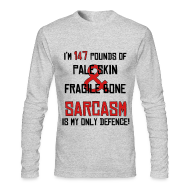 Long Sleeve Shirts ~ Men's Long Sleeve T-Shirt by American Apparel ~ Stiles quote