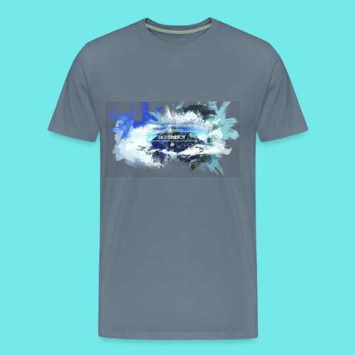 Z&R Studios Tee Shirt - Men's Premium T-Shirt