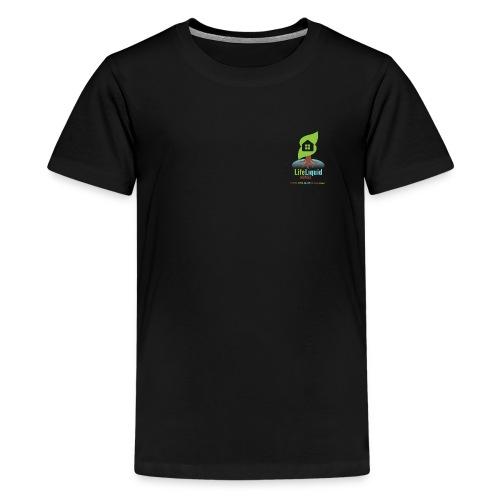LifeLiquid Homes Promo Line - Kids' Premium T-Shirt