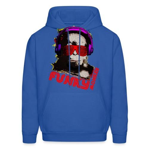 Funkey Monkey hoodie - Men's Hoodie