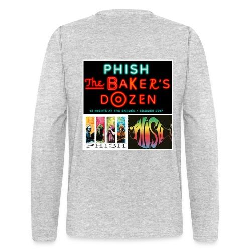 #phishatmsg - Men's Long Sleeve T-Shirt by Next Level