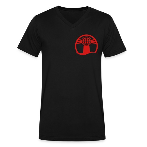 Weatherball - Men's V-Neck T-Shirt by Canvas