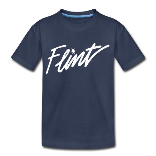 Flint Retro - Toddler Premium T-Shirt